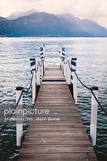 Holzsteg - p1088m1147245 von Martin Benner