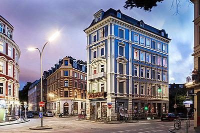 Hamburg-Ottensen - p1222m1072129 von Jérome Gerull