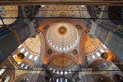 Neue Moschee, Yeni Cami - Istanbul - p1259m1064599 von J.-P. Westermann