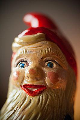 Santa Claus christmas figurine - p1418m1571752 by Jan Håkan Dahlström