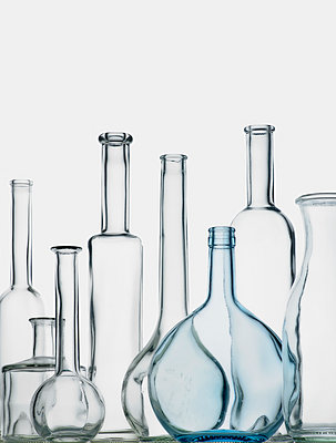 Empty Bottles - p509m1424262 by Reiner Ohms