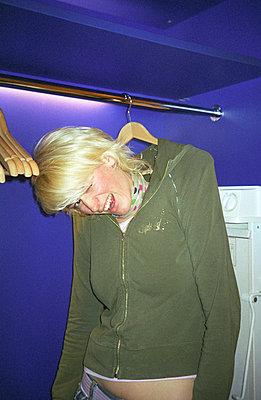 Tracksuit jacket - p0450130 by Jasmin Sander