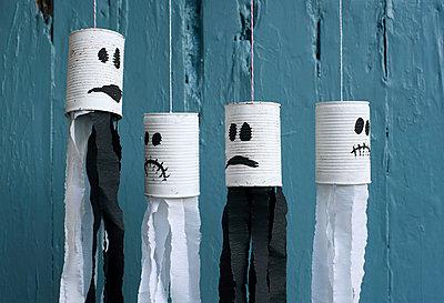 Halloweendekoration - p116m2134888 von Gianna Schade