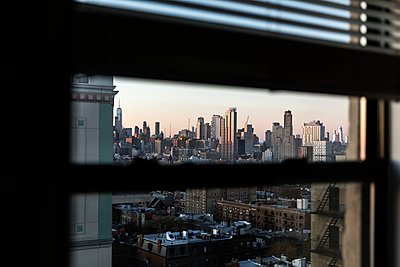 View of New York  - p1094m2057237 by Patrick Strattner