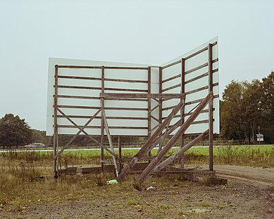 Schild - p1214m1026319 von Janusz Beck