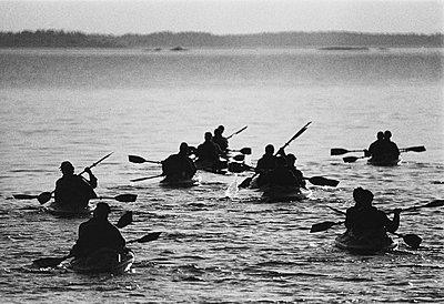 Kayak - p1418m1571454 by Jan Håkan Dahlström
