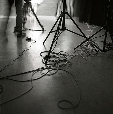 Backstage - p1090m886507 von Gavin Withey