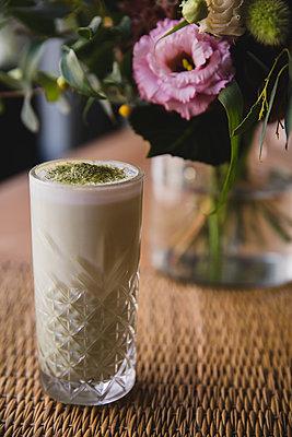 Matcha Latte - p1150m2128693 by Elise Ortiou Campion