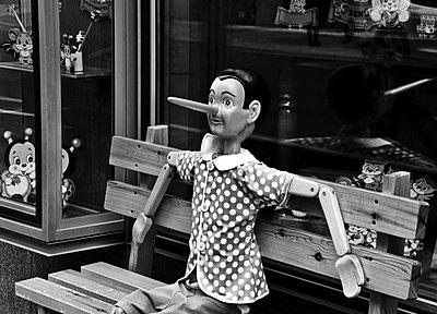 Pinocchio - p1229m1171571 von noa-mar