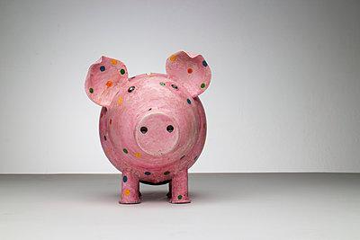 Sparschwein I - p403m902107 von Helge Sauber