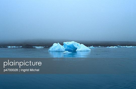 Eisberg voraus - p4700028 von Ingrid Michel