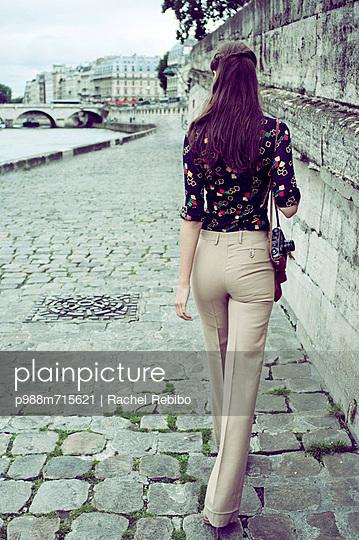 Paris - p988m715621 von Rachel Rebibo