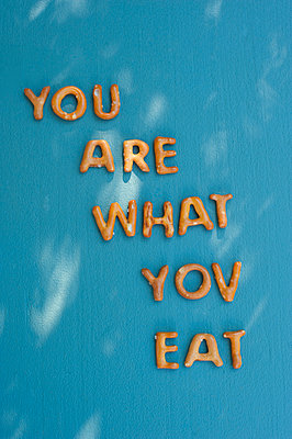 you are what you eat - p116m2209199 by Gianna Schade