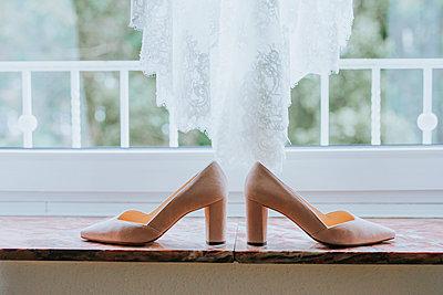 Wedding shoes - p680m2176373 by Stella Mai