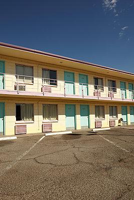 Hotel Tod in Las Vegas, leider abgerissen ... - p1525m2087439 von Hergen Schimpf