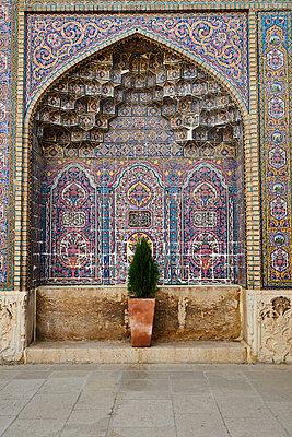 Pink Mosquee, Nasir ol Molk Moschee - p1146m1445126 von Stephanie Uhlenbrock