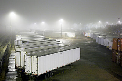 Shipping containers - p3721758 by James Godman