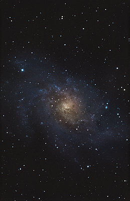 Astrophotography of M33 spiral galaxy - p300m1499544 by David Herraez Calzada