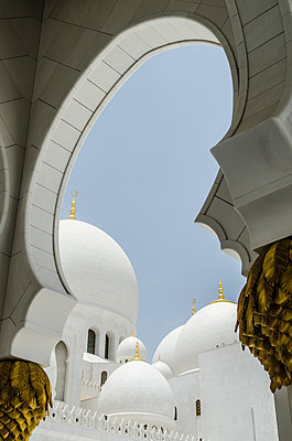 Scheich Zayed Moschee - p794m924133 von Mohamad Itani