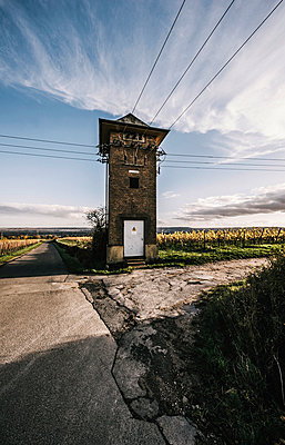 Electricity - p1088m937955 by Martin Benner