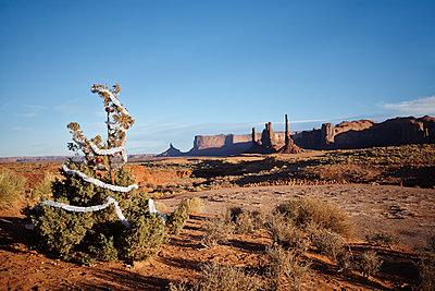 CHRISTMAS TREE - p1430m1503811 by Charlotte Bresson