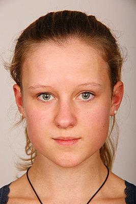 Mädchen - p1650837 von Andrea Schoenrock