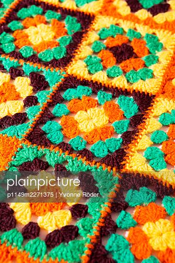 Nostalgic blanket - p1149m2271375 by Yvonne Röder