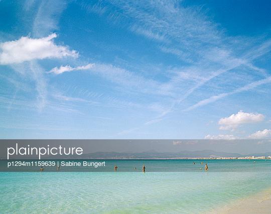 Strand - p1294m1159639 von Sabine Bungert