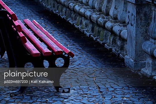 Bench - p322m697233 by Kati Kalkamo