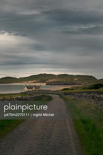 Path to Balnakeil Beach - p470m2270111 by Ingrid Michel