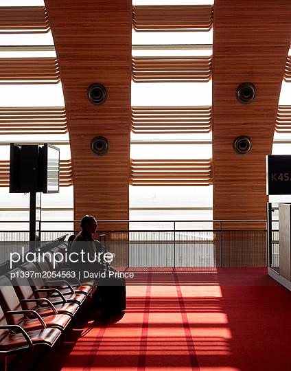 Flughafen Paris Charles de Gaulle - p1397m2054563 von David Prince