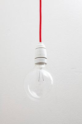 Schlichte Lampe - p4540599 von Lubitz + Dorner