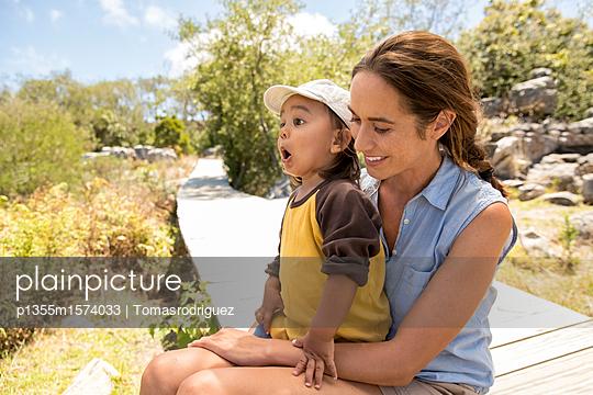 Mutter und Sohn - p1355m1574033 von Tomasrodriguez