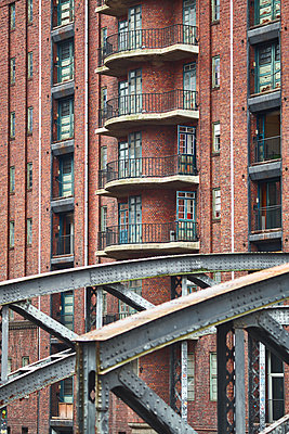 Speicherstadt, Hamburg - p1686m2288552 by Marius Gebhardt