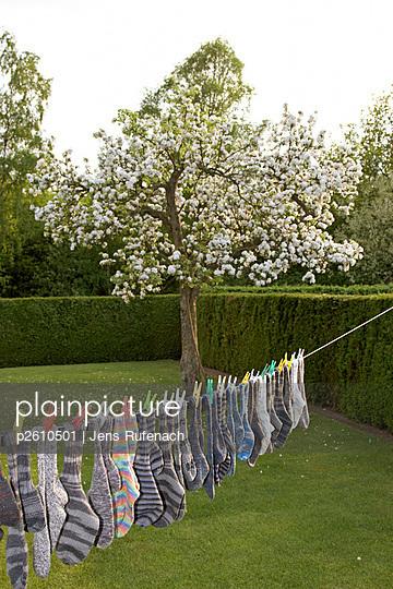 Sockenparade - p2610501 von Jens Rufenach