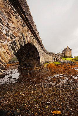 Eilean Donan Castle Schottland - p3300255 von Harald Braun