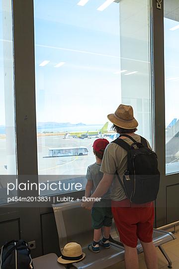 Adventure air travel  - p454m2013831 by Lubitz + Dorner