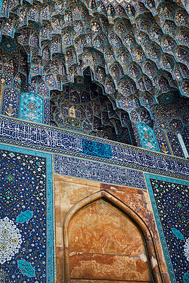 Königsmoschee Isfahan - p1146m1445001 von Stephanie Uhlenbrock