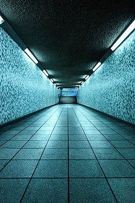 Underground Tunnel - p1280m1516384 by Dave Wall