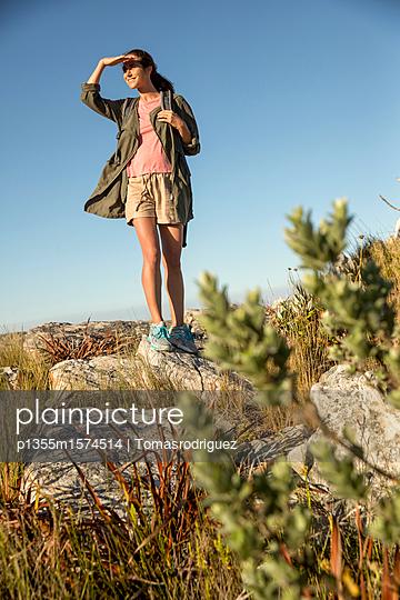 Wandern - p1355m1574514 von Tomasrodriguez