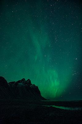 Nordlichter Island - p1341m1559688 von Conny Hepting