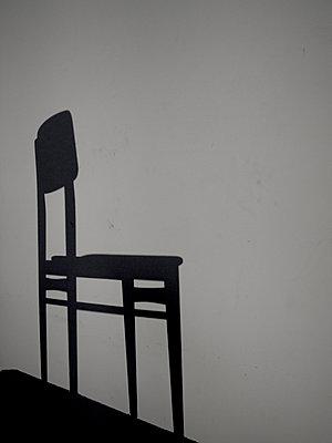 Silhouette chair - p444m898547 by Müggenburg