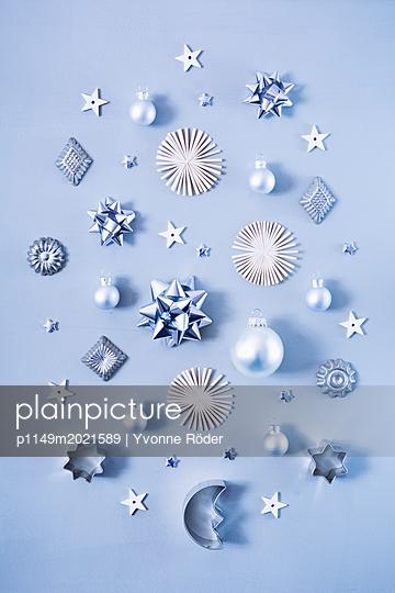 Weihnachtsdekoration - p1149m2021589 von Yvonne Röder