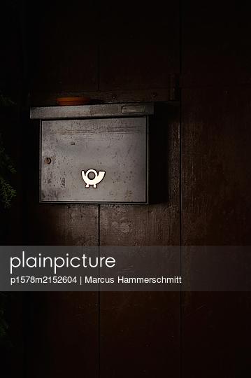 Posthorn - p1578m2152604 von Marcus Hammerschmitt