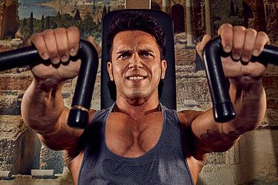 Bodybuilding - p1200m1161358 von Carsten Görling