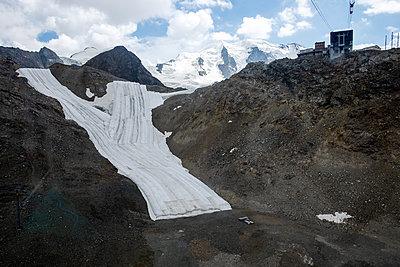 Bernina Gletscher - p842m2073336 von Renée Del Missier