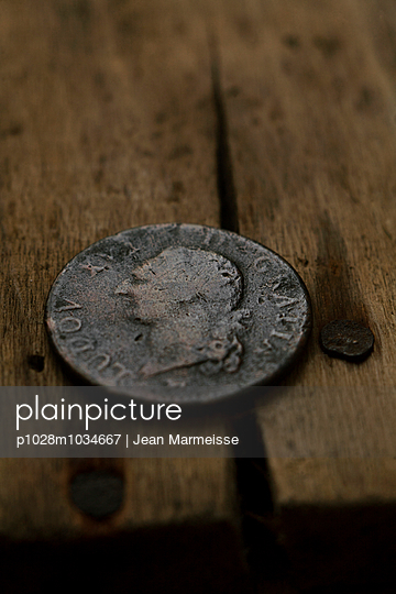 Coin. Louis XVI. 1791. France - p1028m1034667 by Jean Marmeisse