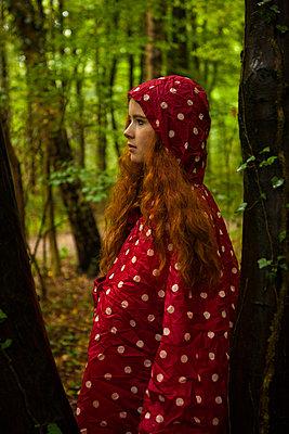 Rotkäppchen - p045m1172427 von Jasmin Sander