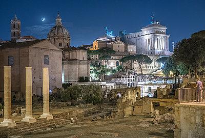 Forum Romanum - p1275m1591715 von cgimanufaktur