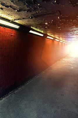 Underpass - p1280m1585973 by Dave Wall